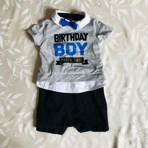 Koala Kids Birthday Outfit